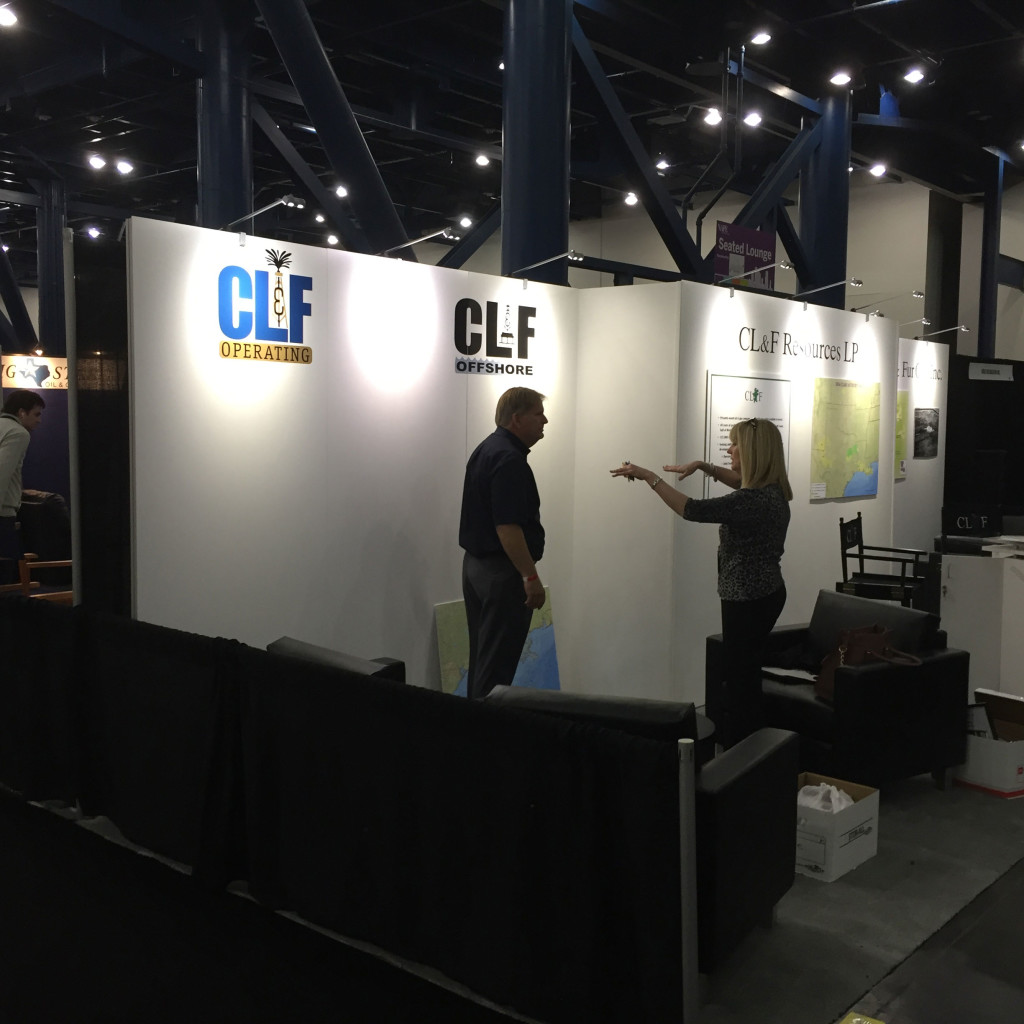 Excalibur Exhibits crews know that being responsive is critical to maintaining a good reputation, especially as trade show deadlines loom.